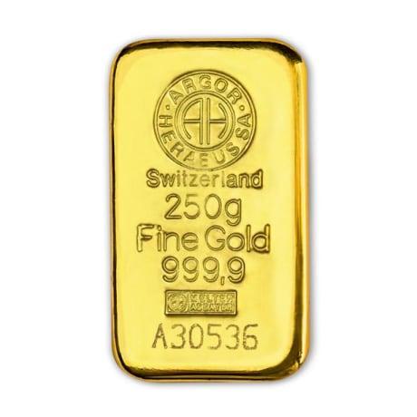 Aranyrúd 250 gramm