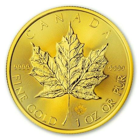 Maple Leaf aranyérme 1 uncia