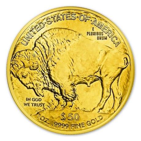 American Buffalo aranyérme 1 uncia