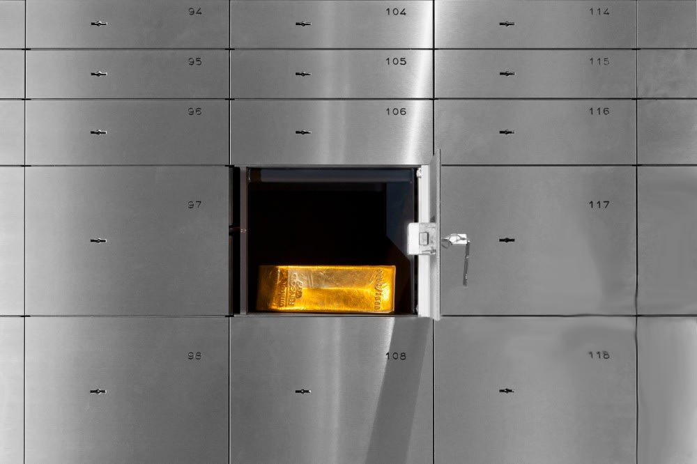 Goldtresor - Befektetési arany megőrzése, letétkezelése