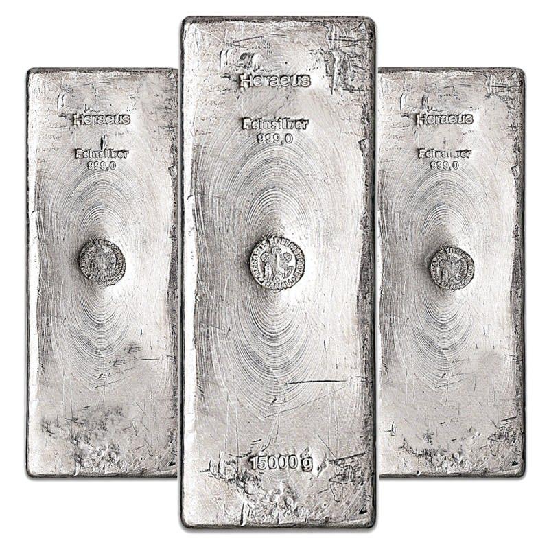 Goldtresor - Áfamentes ezüst, platina és palládium