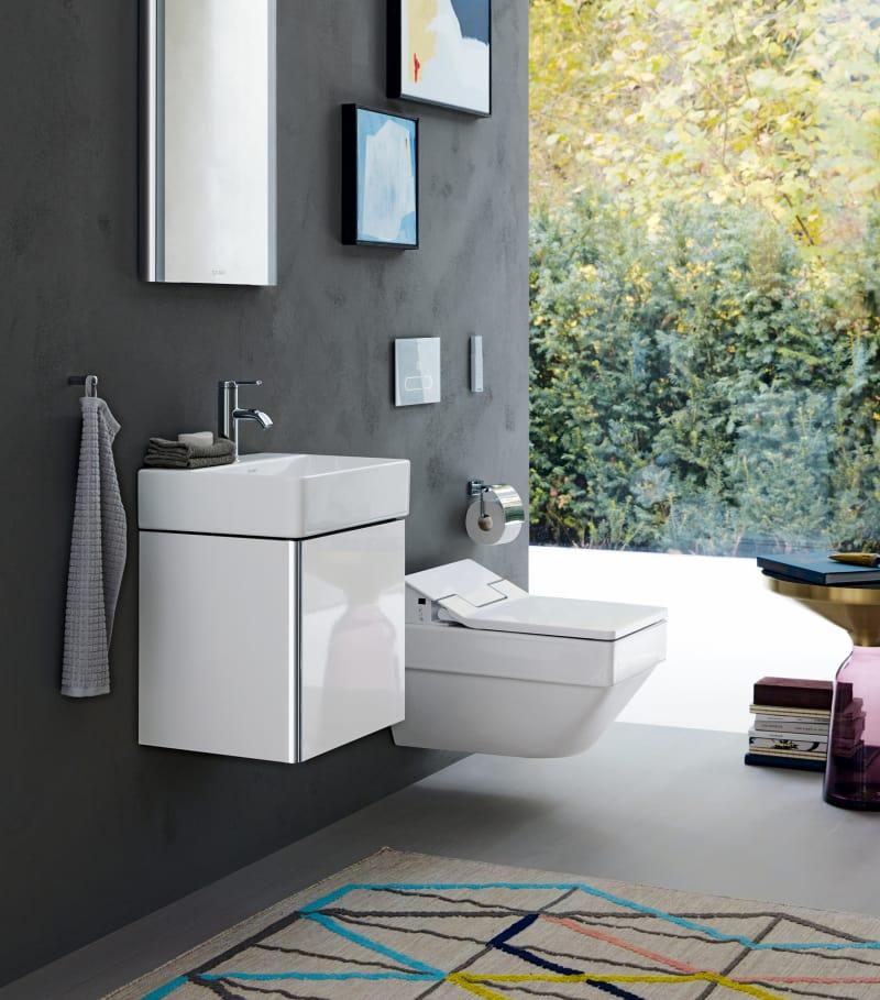 Mit diesen Handgriffen richten Sie Ihr kleines Bad ein - AD