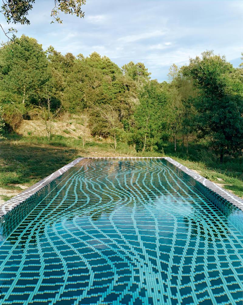 Haus Côte d'Azur, India Mahdavi, Pool