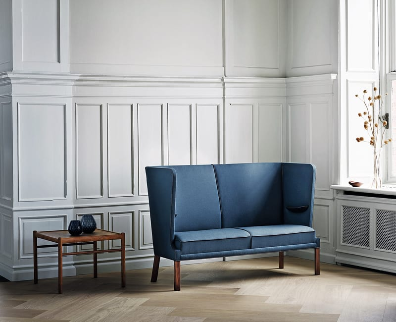 "Carl Hansen, ""Coupé Sofa"""