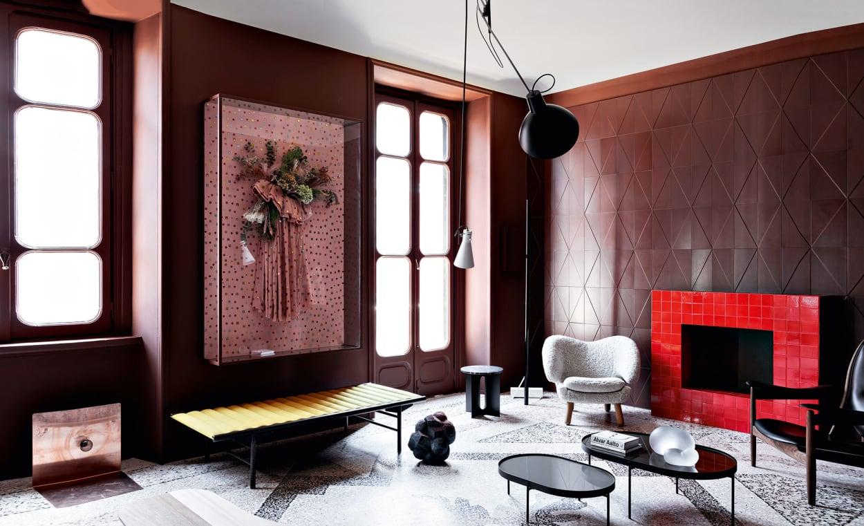 Elisa Ossino, Josephine Akvama Hoffmeyer, Brera, Design
