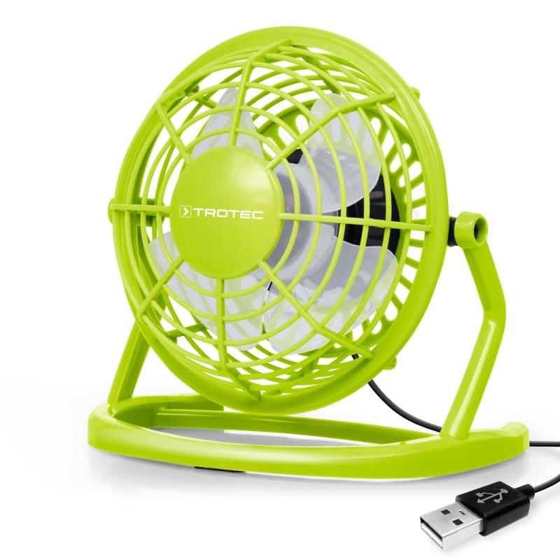 USB-Ventilator, Trotec