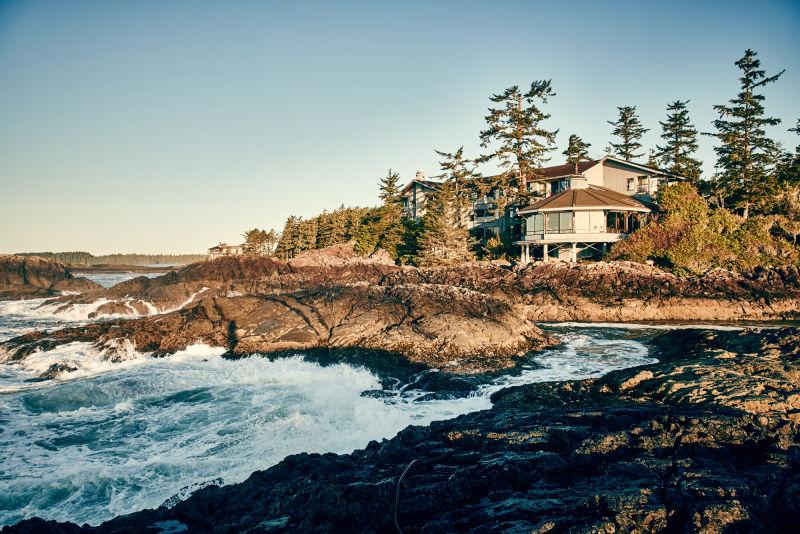 The Pointe – Wickaninnish Inn