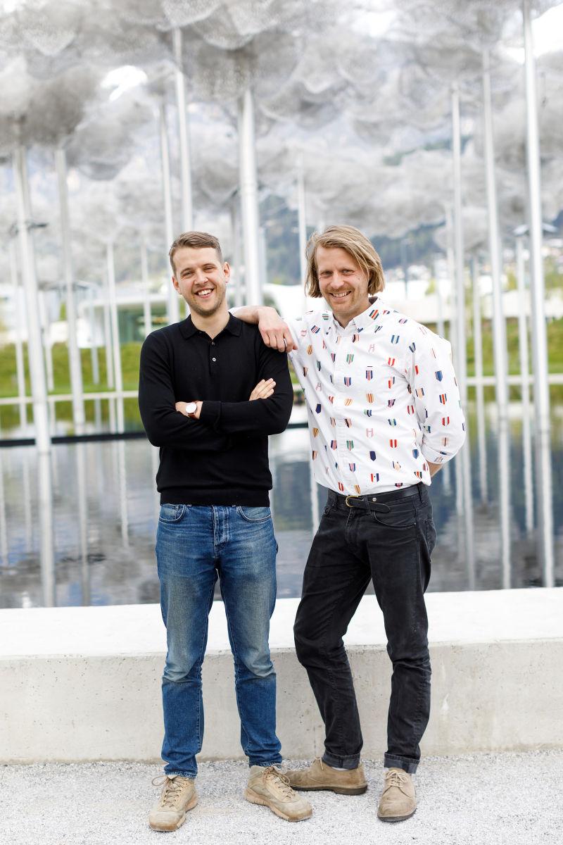 Mads Sætter-Lassen und Emil Krøyer