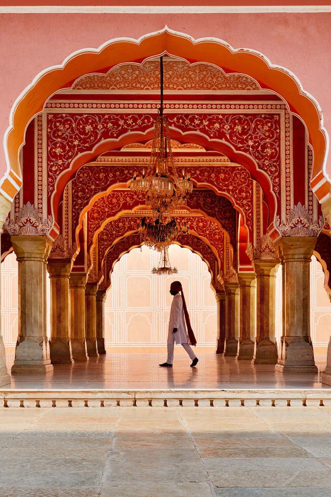 Übernachten wie die Königsfamilie? Das geht jetzt in Jaipur