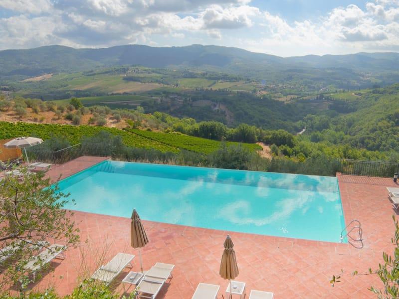 """7. Italien, """"Castello Vicchiomaggio"""""""