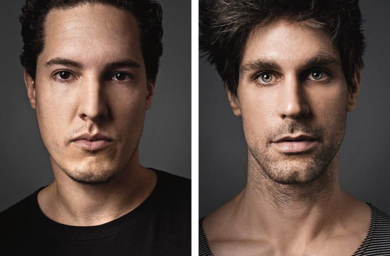 Matthew Grzywinski und Amador Pons