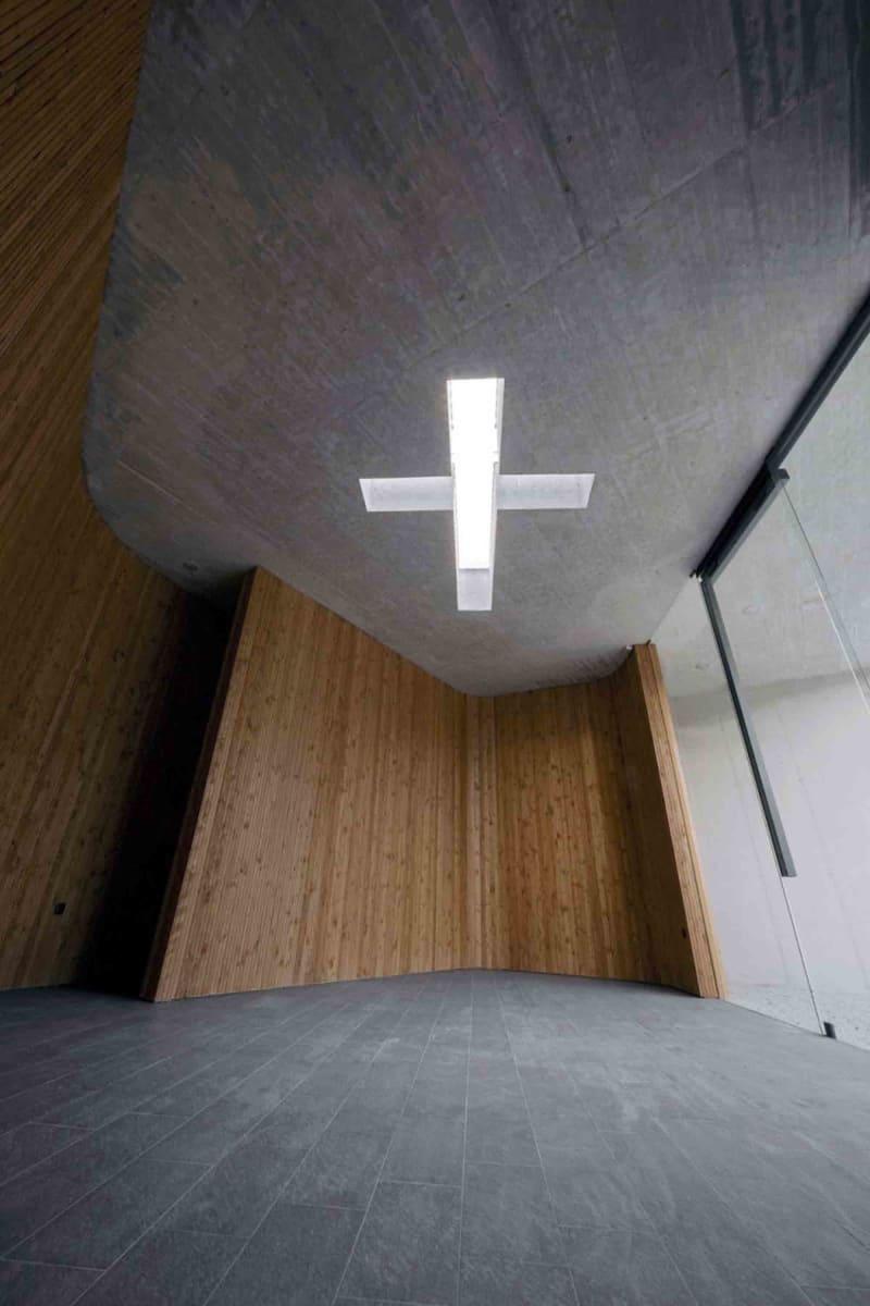 2. Farewell Chapel, Krasnja