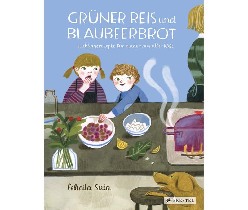 """Felicita Sala: """"Grüner Reis und Blaubeerbrot"""", Random House"""
