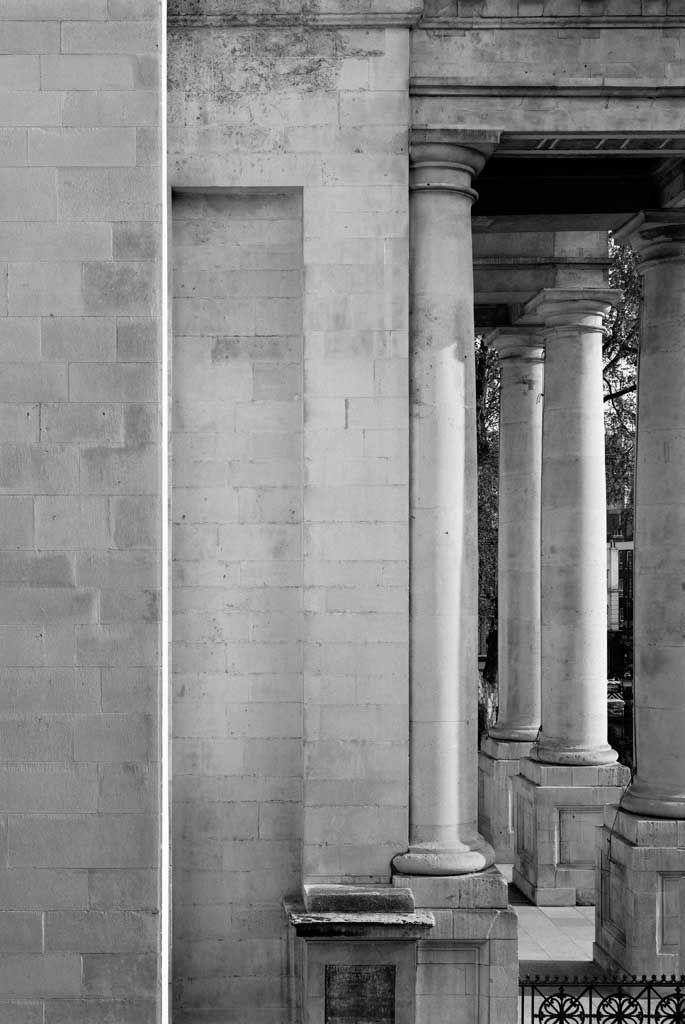 Hélène Binet, Christ Church in Spitalfields by Nicholas Hawksmoor