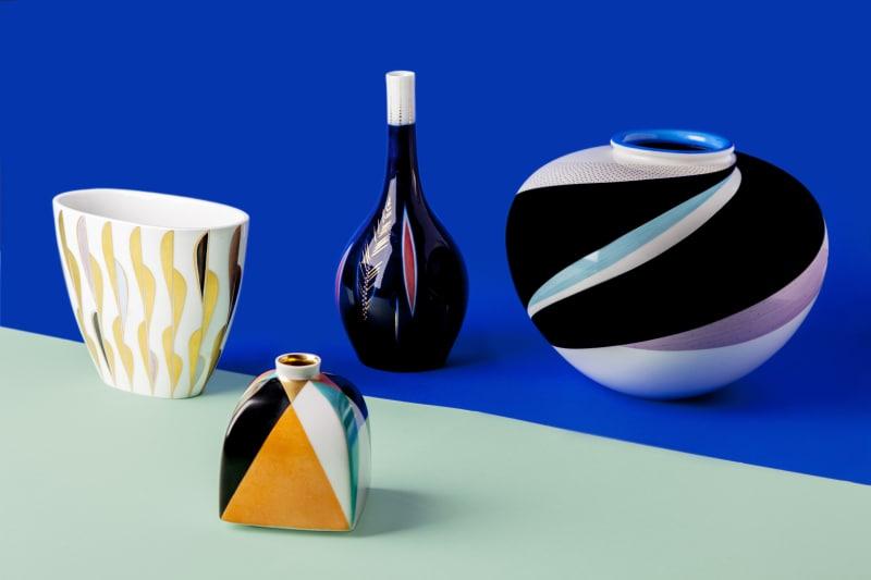 KPM und Pamono legen historische Vasen neu auf