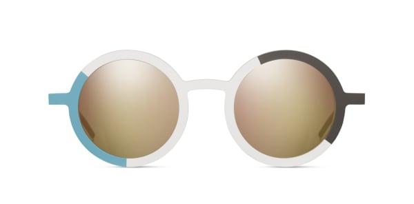 """Die Damensonnenbrille """"Eero"""" von Ørgreen."""