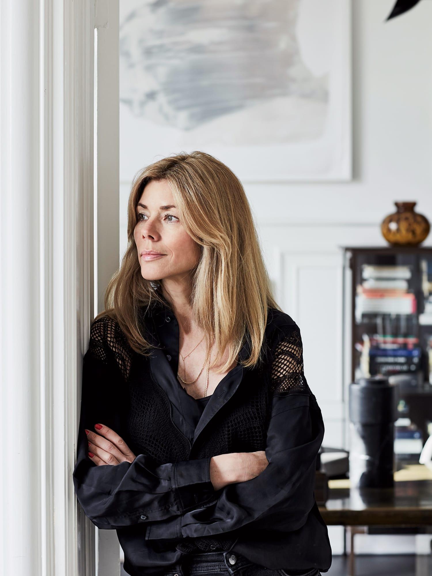 """""""Die Wohnung habe ich nie als Projekt gesehen!"""" Signe Bindslev Henriksen zeigt ihre Altbauwohnung"""