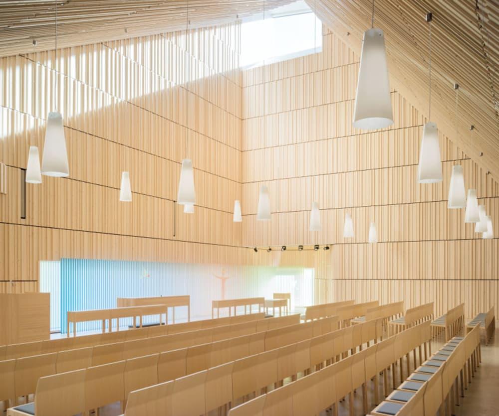 Sakrales Bauen – zwölf architektonische Wunderwerke von Kirche bis Moschee