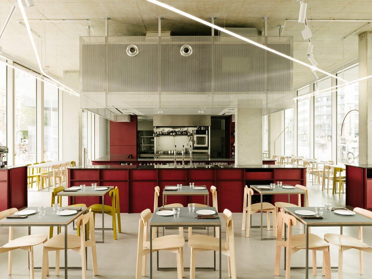 Remi, Restaurant, Berlin, Interior