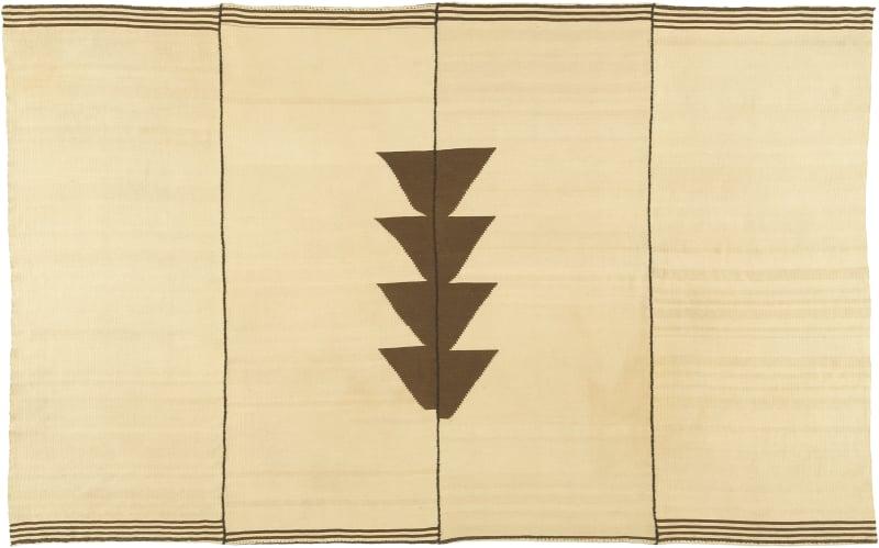 Kelim aus Mandazaran, Nordiran, Sammlung Werner Weber Zürich