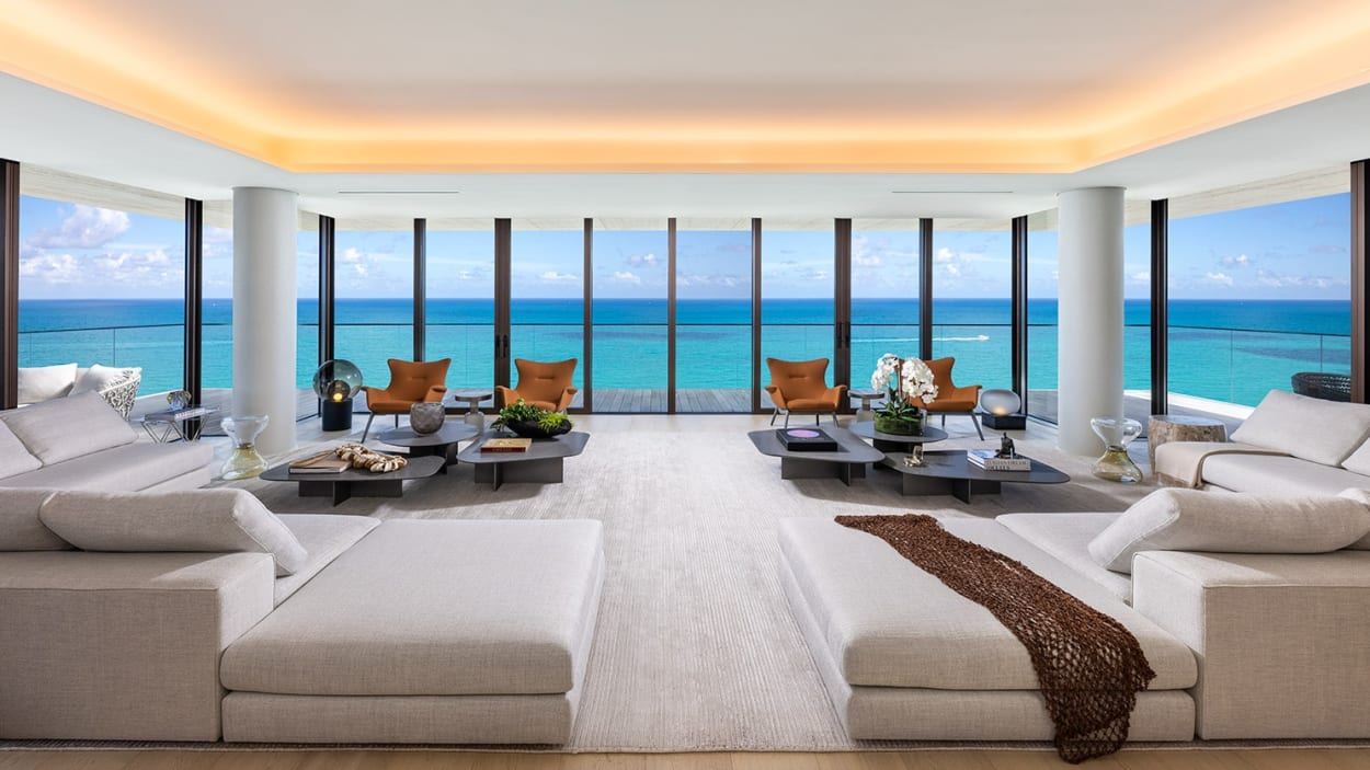 Miami Beach: Das teuerste Penthouse das jemals mit Kryptowährung gekauft wurde
