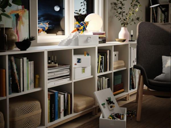 IKEA und Lego passten für Familien schon immer zusammen – nun gibt es als Kooperation ein Boxen-Set, das Kinder und Eltern zugleich erfreut