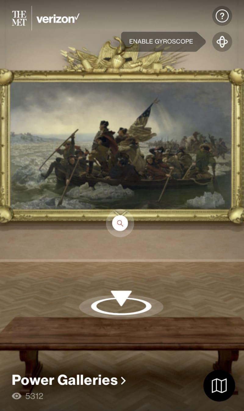 """The Met Unframed"": ein Rundgang durch Metropolitan Museum in New York"