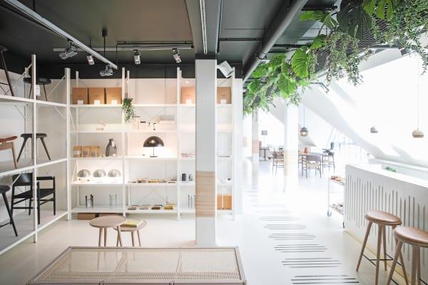 In Maters Hamburger Store sollen zukünftig Events rund um das Thema Design und Nachhaltigkeit stattfinden, genauso wie in den Geschwister-Shops in London und Kopenhagen.