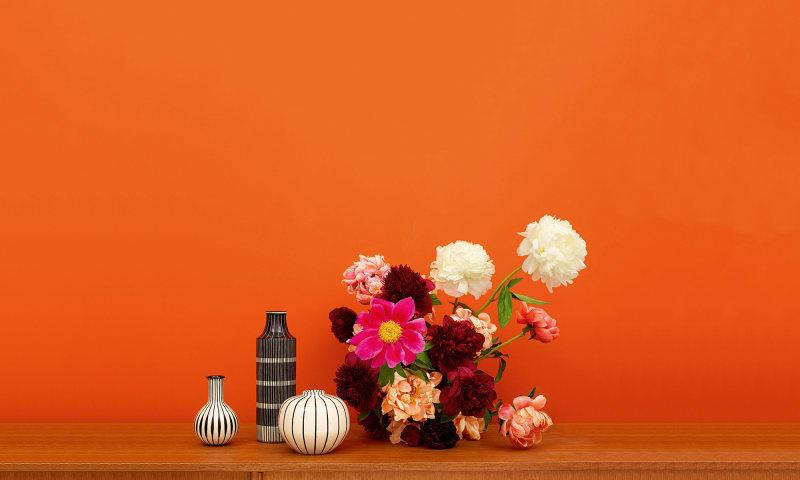 Wie präsentiert man Rosen am schönsten?