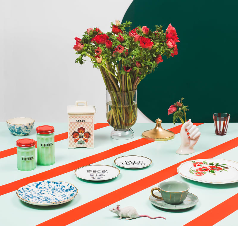 Bitossi Home und Funky Table