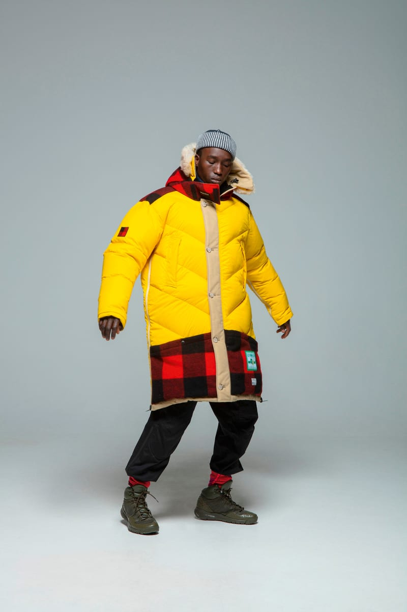 "7. Woolrich, ""Sleeping Bag ­Coat"""