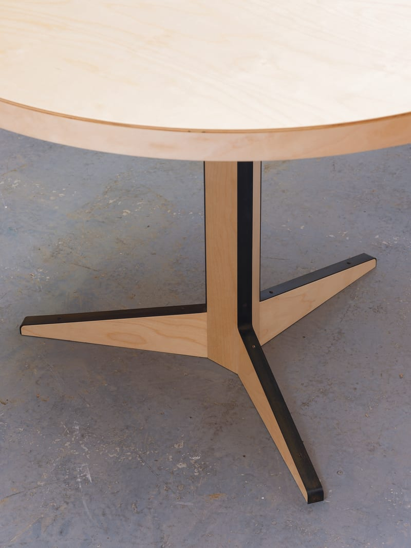 One Leg Table