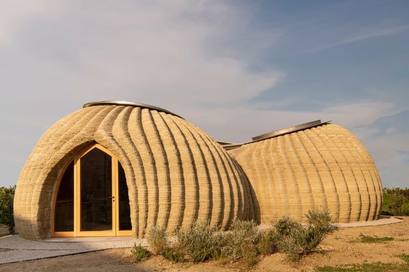 Das TECLA-Haus aus Lehm