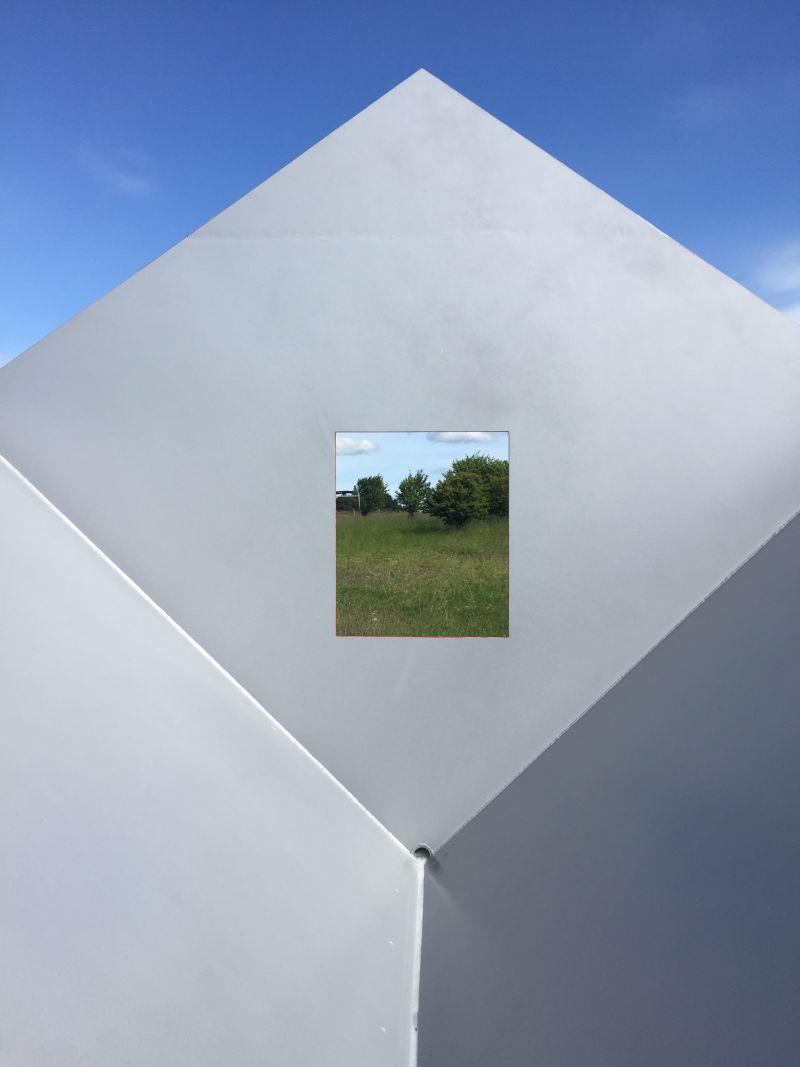 Roman Signer kvadrat