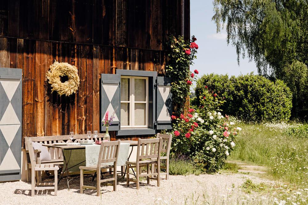 Einfachheit und Grandezza am Tegernsee