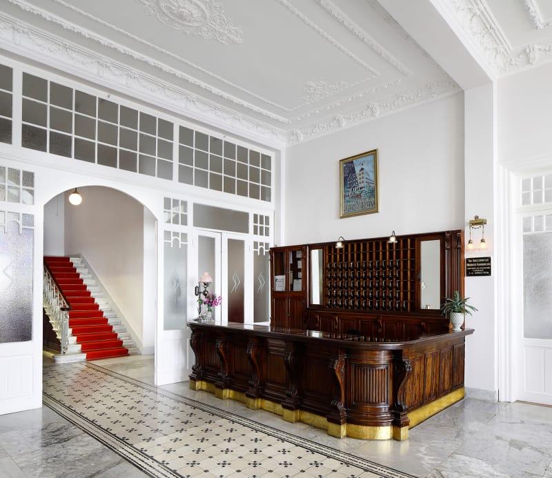 """Hotel """"Splendid"""" in Istanbul"""