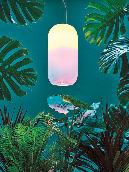 """""""Gople"""" von Artemide (Design: Bjarke Ingels Group) lässt Pflanzen wachsen, Preis auf Anfrage."""