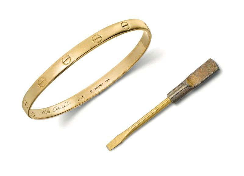 Love Armband Aldo Cipullo