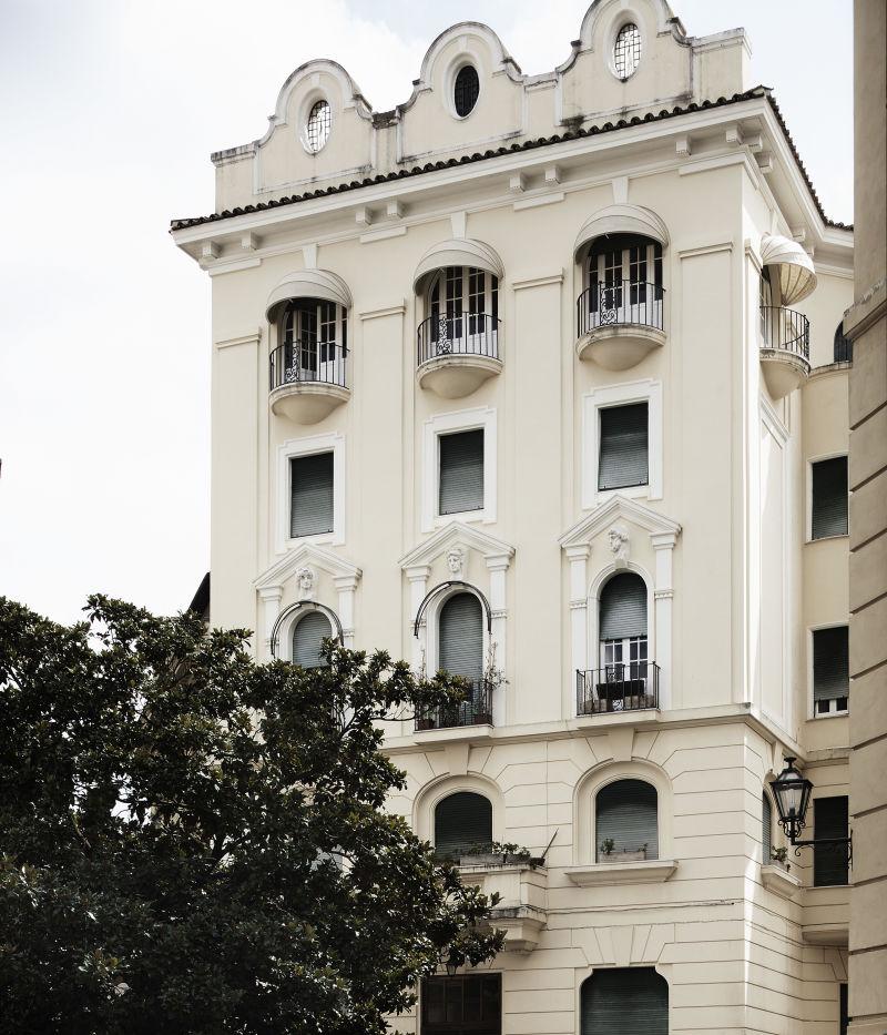 Quincoces-Dragò & Partners Rome Apartment