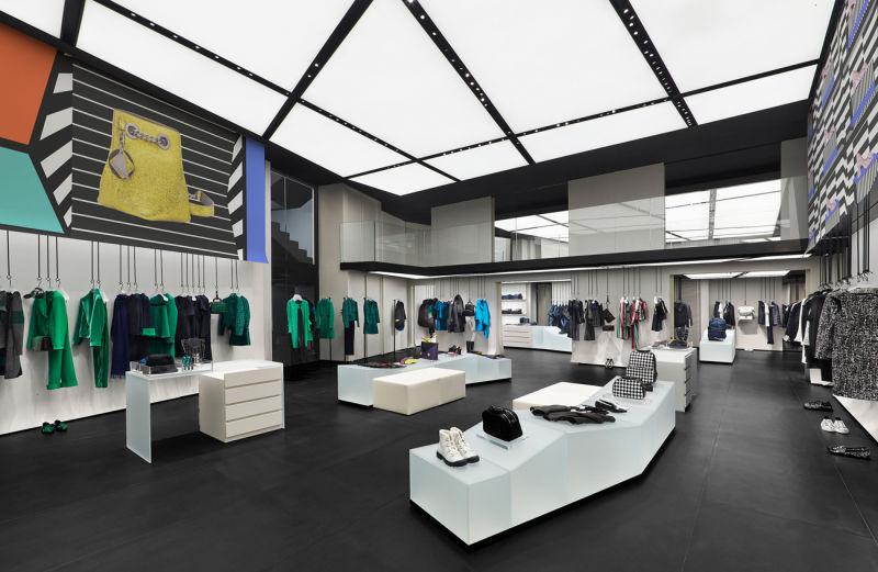 Unsere lieblings fashion stores in paris ad for Giorgio aldo interior designs