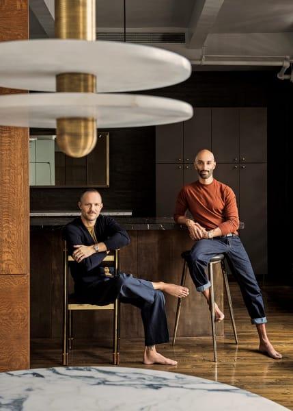 Jeremy Anderson und Gabriel Hendifar