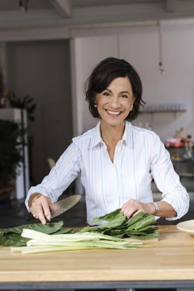 Ernährungsexpertin Dagmar von Cramm