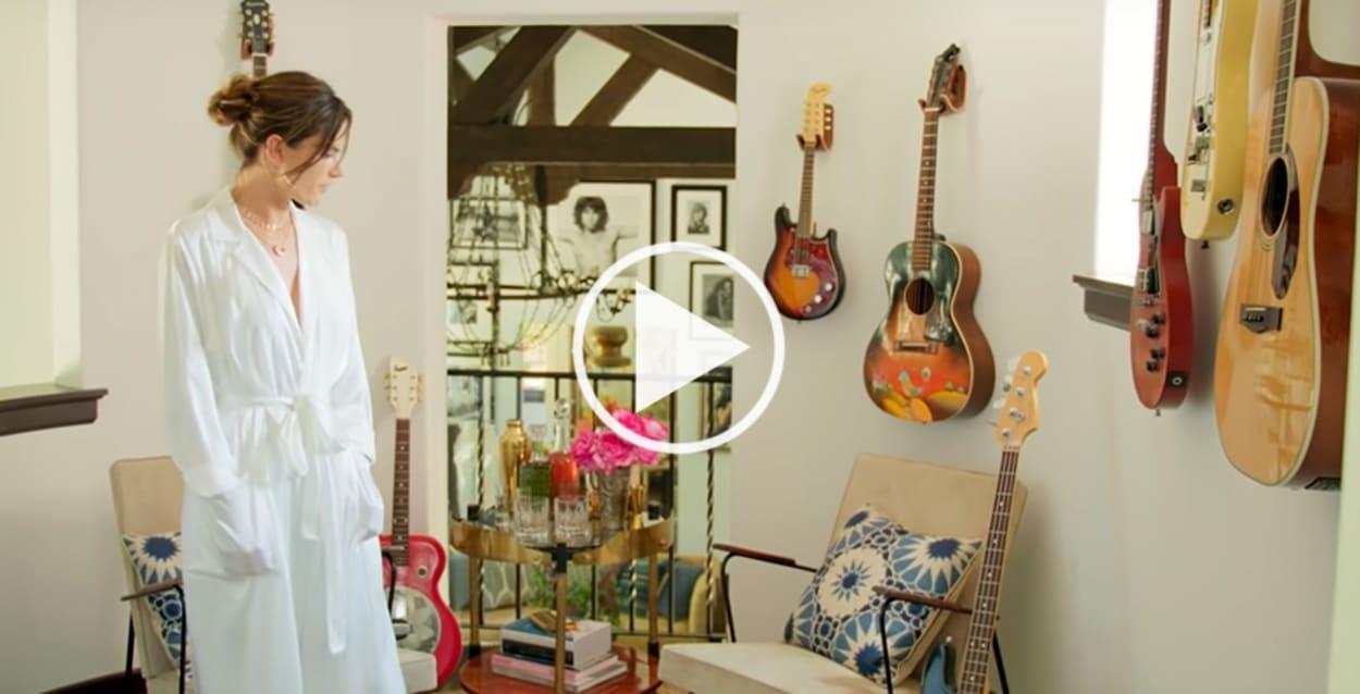 Alessandra Ambrosio, Homestory, Kalifornien, Open Door, Video