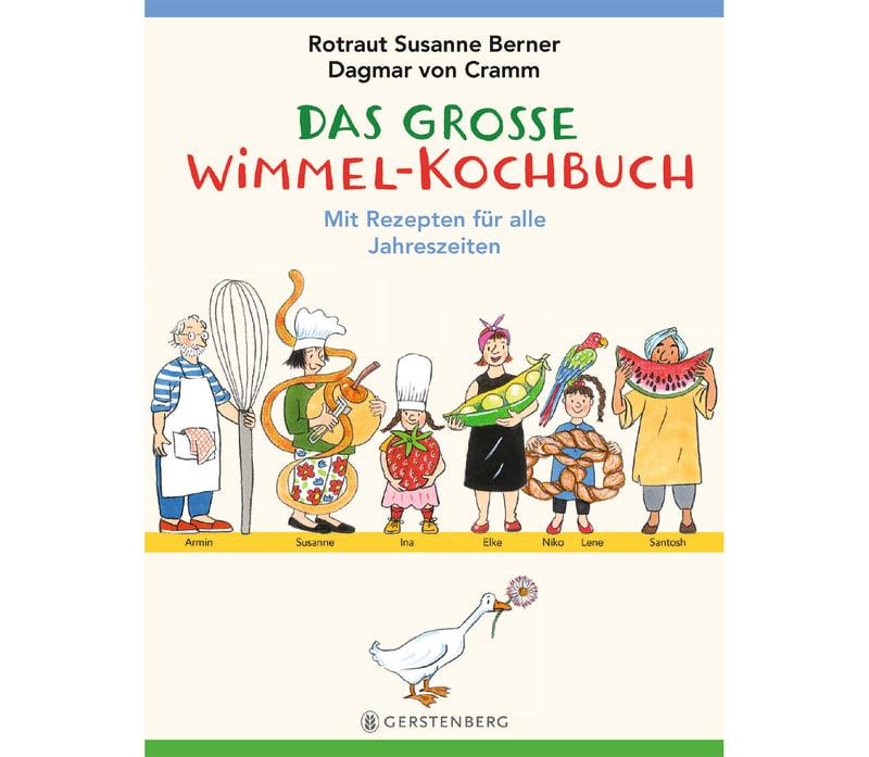"""""""Das große Wimmel-Kochbuch"""", Gerstenberg Verlag"""