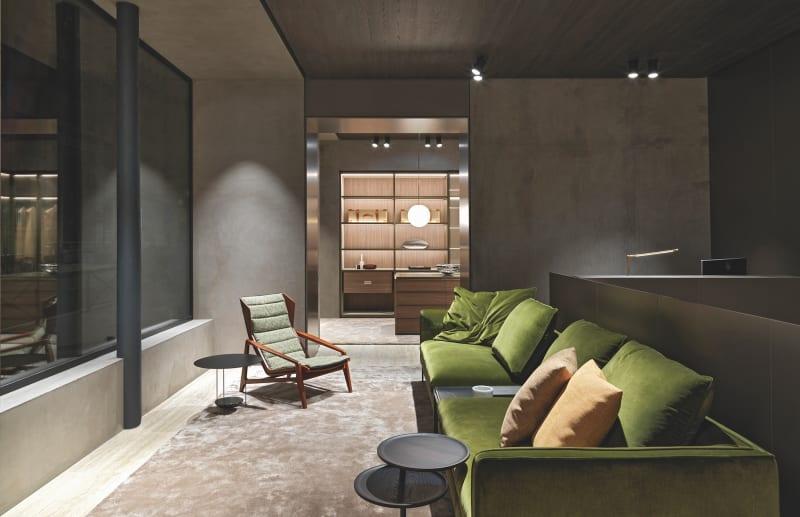 Showroom Molteni & C Paris