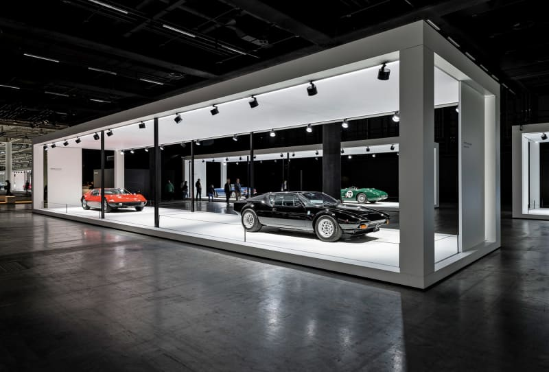 Grand Basel Automobilmesse
