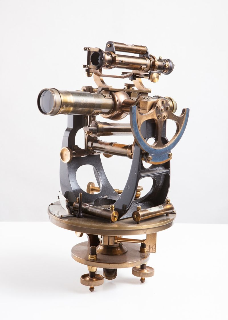 No. 61 Theodolite with astrolabe