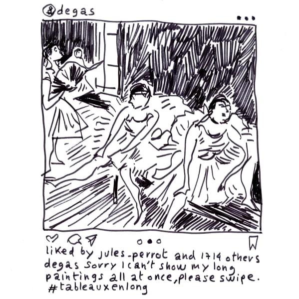 Musée d'Orsay Instagram