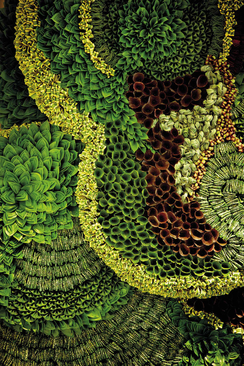 Azuma Makoto Collapsible leaves