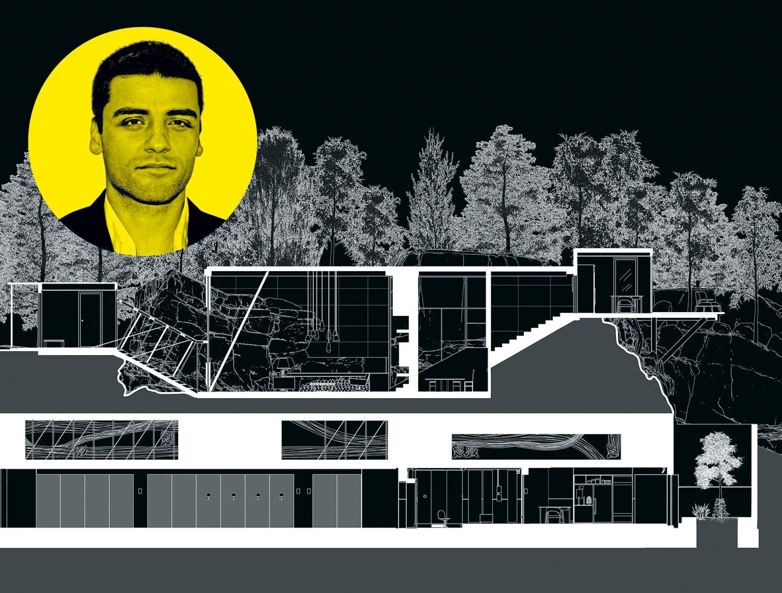 Eine Architekturkritik auf großer Leinwand